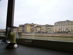 """Pranzo, """"Borgo San Jacopo"""" (Ristorante), Firenze Italia (Marzo)"""