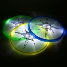 aerobie skylighter - leds play!