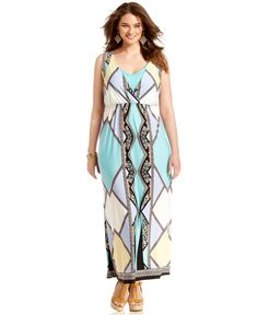 the tempted teal color of desert rain maxi by kiyonna is perfectly