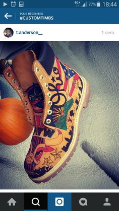 Men In Heels, Timberlands, All About Shoes, Timberland Mens, Painted Shoes, Carrie Underwood, Custom Shoes, Shoe Game, Tennis