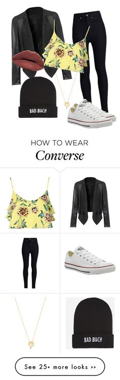 """Casual Converse"" by hrt584 on Polyvore"