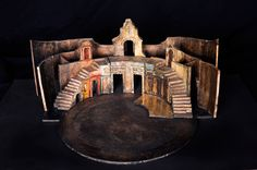 View over 100 stage maquettes through vivid photos and archival records on scenic design. Description from artsalive.ca. I searched for this on bing.com/images