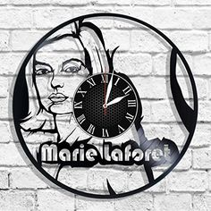 Marie Laforêt singer design wall clock, Marie Laforêt wal... https://www.amazon.com/dp/B078X1NGX1/ref=cm_sw_r_pi_dp_U_x_NKKzAb9DMRYWQ
