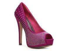 Madden Girl Luzter Pump Peep Toes Pumps & Heels Women's Shoes - DSW