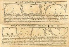 Juan de Alcega's Tailor's Pattern book of 1589 p62 a+b
