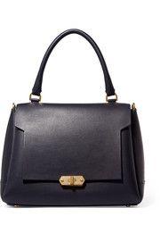 Bathurst small leather shoulder bag