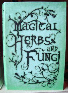 Magical Herbs and Fungi book