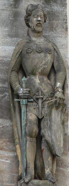 Dagged Cuisses  Karl IV von Luxemburg (1355)