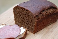 Outback Steakhouse Pumpernickel Loaf Bread.