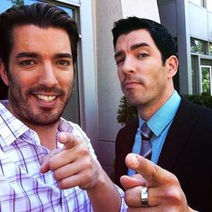 Johnathan and Drew Scott - Property Brothers ---- Buying and Selling....