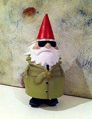 secret agent gnome