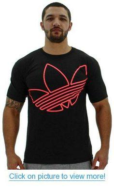 Adidas Originals ADI Neon T-Shirt  Don't know who this man is but danggggg!!! helloooooo
