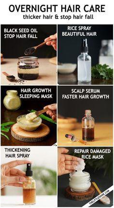 DETOXIFYING SALT SCALP SCRUB to deep clean scalp for healthy hair