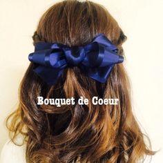 バレッタ♡ の画像|神戸 フラワーアクセサリーショップ Bouquet de Coeur