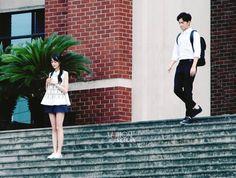 duong-duong-yeu-em-tu-cai-nhin-dau-tien-4 Yang Yang Zheng Shuang, Love 020, Wei Wei, Kim Bum, China, Drama Movies, Dream Team, Beautiful Smile, Korean Drama