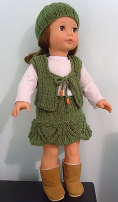 FREE: Ravelry: Weekend Casual Girl #2 pattern by Jacqueline Gibb
