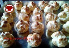 Pasta schuox (bignè) - Ricette - Cookkando In Cucina Facile FacileRicette – Cookkando In Cucina Facile Facile