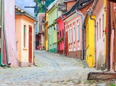 10 wunderbare, unbekannte Reiseziele in Europa | Sighișoara, Rumänien