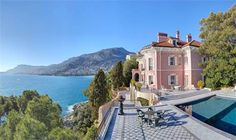Single Family Home for Sale at Exceptional Belle Epoque Property, in a Private Estate on Cap Martin Roquebrune Cap Martin, Provence-Alpes-Cote D'Azur, 06190 France