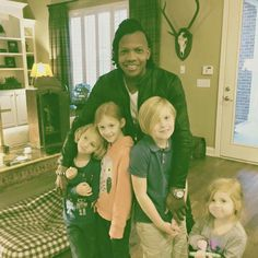 Michael Tait and Kevin Max's children.