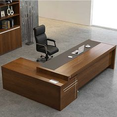 Wholesale Last design luxury MDF cheap office desks From m.alibaba.com Executive Office Furniture, Office Desks, Commercial Office Furniture, Office Furniture Design, Office Interior Design, Luxury Interior Design, Office Interiors, Office Counter Design, Office Cabin Design