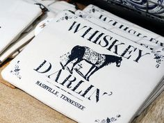 Whiskey Darlin' pouch at Music City Marketplace. #Nashville #MusicCity #MusicCityMarketplace