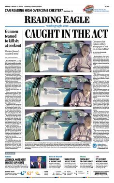 today's A1. March 11, 2016
