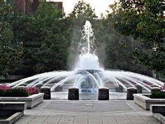 Purdue fountain