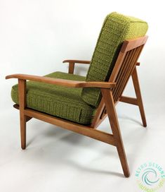 Newly RESTORED REUPHOLSTERED 1950u0027s Mid By RetroDesignsMidMod