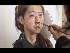 How to Paint a Portrait in Oil - YouTube