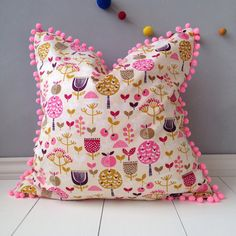 20 kid's pillow children's cushion kid's by BangersnMashpillows