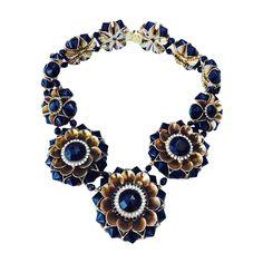 William de Lillo Pendant Necklace 1972 | 1stdibs.com