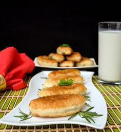 Leas Cooking: Quick Hand Pies Filled with Mashed Potato Pirojki. Пирожки с картошкой. #Russian_recipes #Russian_food