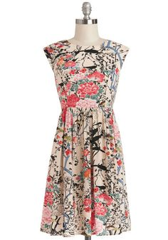 Garden Marvels Dress #modcloth #ad *love