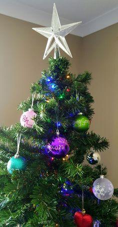 My little star - Hugh's Charity Christmas Tree Topper Challenge.