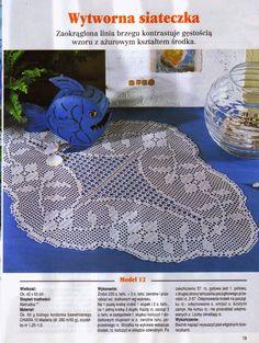 Kira scheme crochet: Scheme crochet no. 739