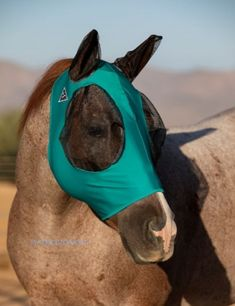 Comfort Fit Lycra Fly Mask with Ears Professional's Choice - Fly Masks, Collars Leg Bling Horse Tack, Western Horse Tack, Western Saddles, Horse Training Tips, Horse Tips, Horse Boots, Horse Saddles, Horse Fly, Amigurumi