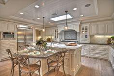 kitchen skylight ...
