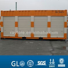 Our secure storage containers are ideal for manufacturers