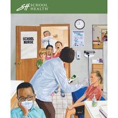 2010: Cover Your Cough!  This cover is a lighthearted depiction of the stressful situations coinciding with the 2010's most talked about virus...H1N1 Influenza