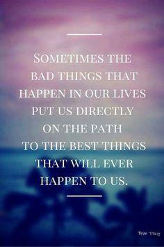 Hoping... enough bad things..
