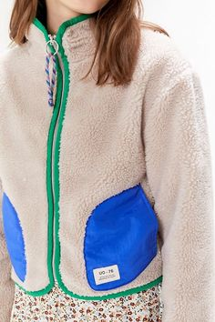 Shop Urban Outfitters to find your perfect jacket and coat. From cozy teddy and fleece styles to lightweight bombers and jean jackets, we have you covered. Cool Outfits, Fashion Outfits, Womens Fashion, Coats For Women, Clothes For Women, Mode Inspiration, Apparel Design, Lounge Wear, My Style