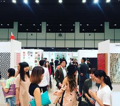 More than 7000 art aficionados were eager to enter through the doors of Hikarie Hall over the weekend ...