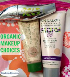 Organic Makeup Choices