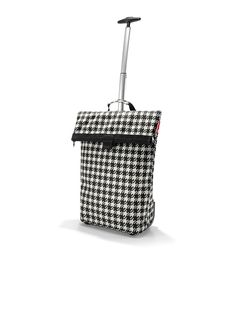 The fashionista choice. Riesenthel M trolley in its trendiest fabric choice. Who cares about puddles and dirt? Rolling Bag, Shops, Backpacks, Contouring, Stuff To Buy, Handmade, Bags, Shopping, Live