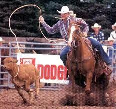 """Roy """"steer roping"""" Cooper"""