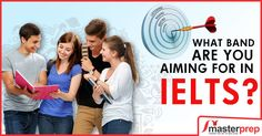 Aiming for high IELTS bands? MasterPrep promise the best IELTS Preparation. For complete information on IELTS Exam Preparation , Contact Masterprep on 1800 137 5499 (Toll Free). #MasterPrep Now in Chandigarh, Ludhiana and Hoshiarpur! http://blog.masterprep.in/what-bands-are-you-aiming-in-ielts-masterprep/