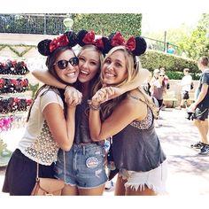 Disneyland goals