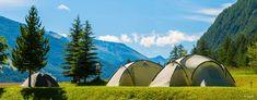 Camping in der Schweiz: Wähle die Top Campingplätze 2019 - campz.ch Outdoor Gear, Tent, Mountain, Rock Climbing Equipment, Water Sports, Campsite, Switzerland, Adventure, Tentsile Tent