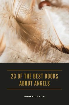 Enjoy these excellent books about angels and all their feathery glory.   book lists | books about angels | angel books | fantasy books